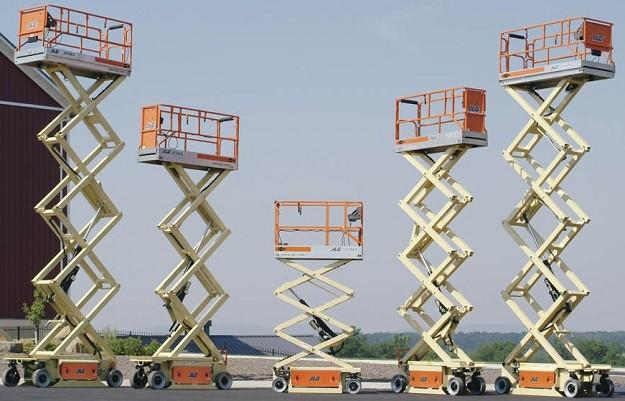 乌鲁木齐供应销售电动剪叉式升降平台-高空作业平台