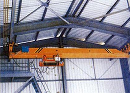 泸州LXB型防爆电动单梁悬挂起重机