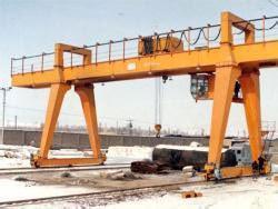宁波起重机-双梁门式起重机安全可靠13777154980