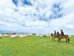 青海力争到2020年建成10个省级生态旅游示范区