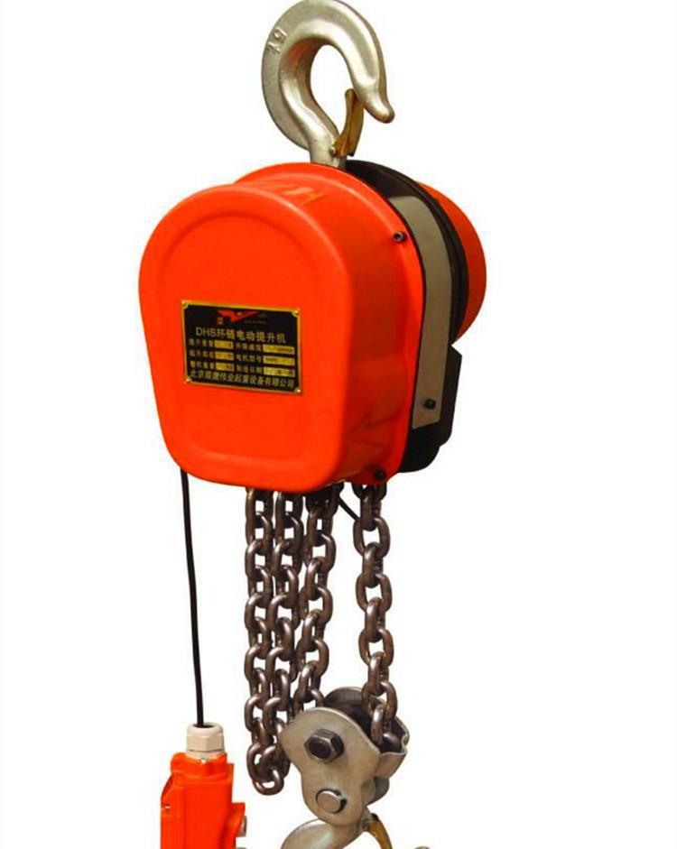 青岛起重、山东起重机械、起重机械、普通环链葫芦