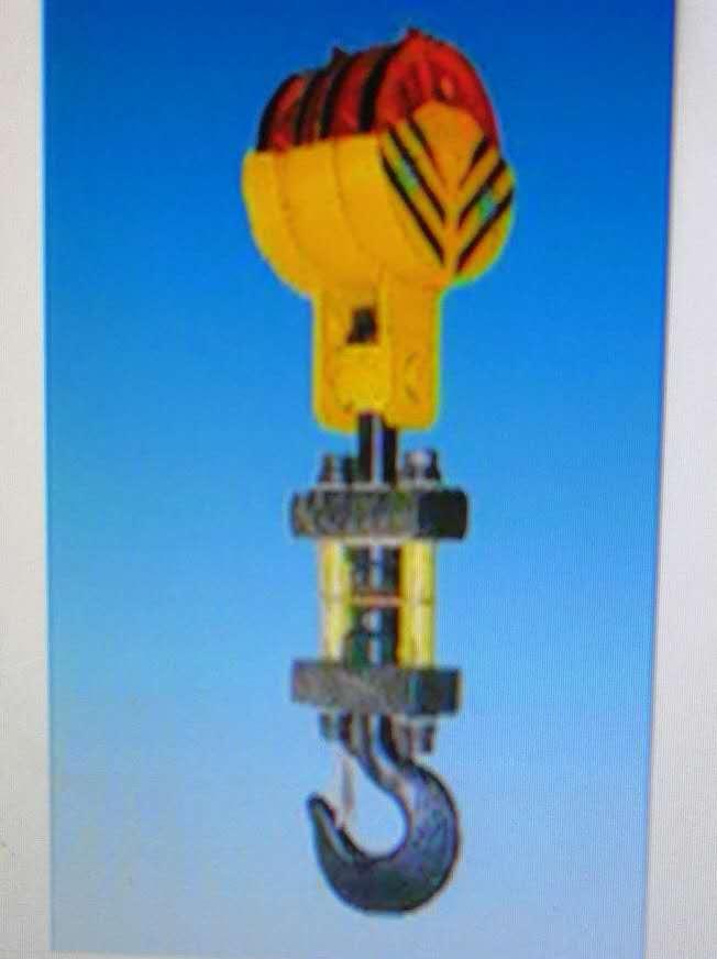 苏州常熟起重机配件---绝缘吊钩