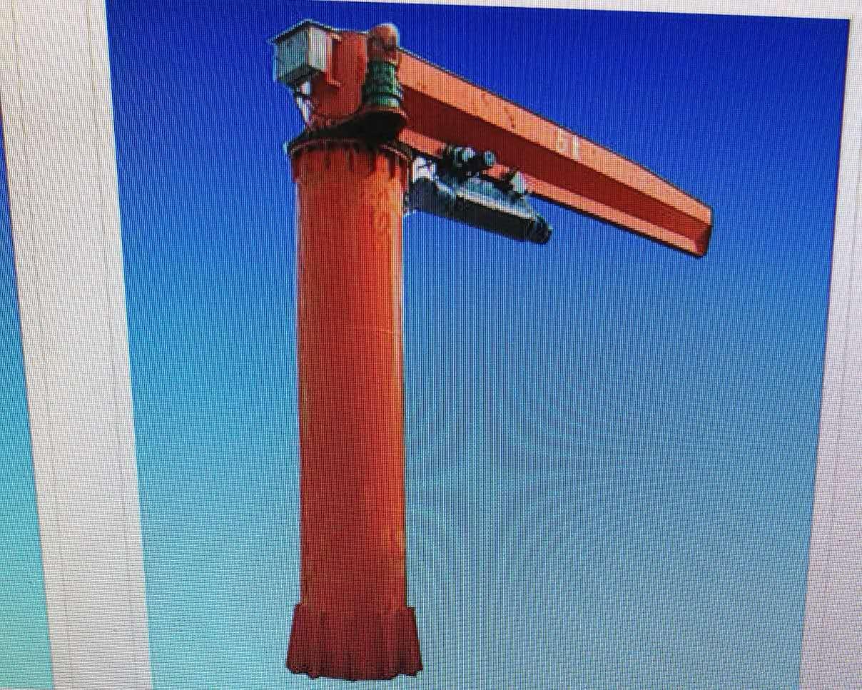 苏州常熟立柱式悬臂吊