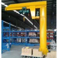 云南昆明起重机-悬臂吊工作现场质量保证