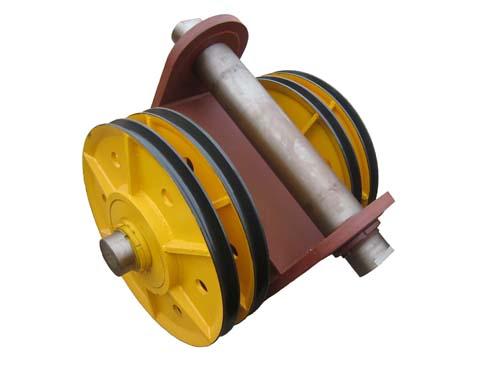 黄石生产销售80T轧制滑轮组