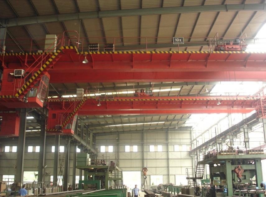 河南郑州优质产品10T双梁桥式起重机
