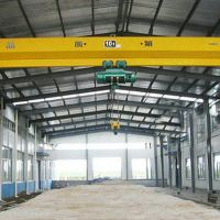 生产销售LD单梁起重机5吨10吨16吨 花架式行车航吊直销