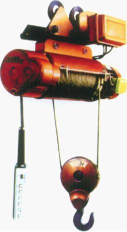 重庆生产销售0.5-50TCD型电动葫芦