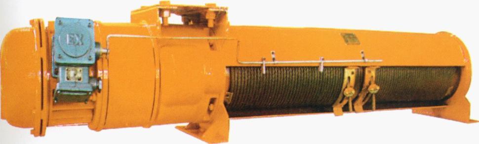泉州全新设计IY2型双排防爆电动葫芦