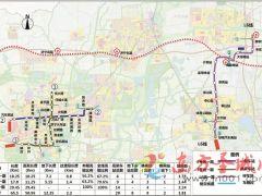 济宁市城市轨道交通第一轮建设规划首次公示!