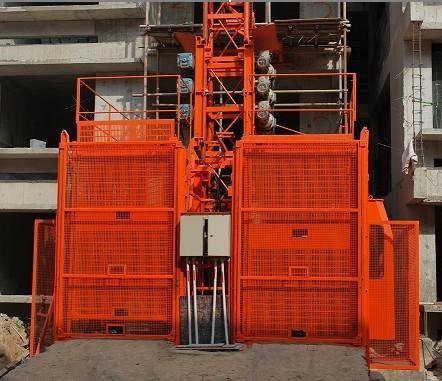 上海施工升降机