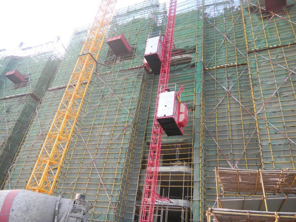 天津施工升降机