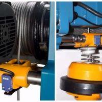 生產銷售歐式鋼絲繩電動葫蘆德馬格起重機(惠州)有限公司