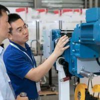 客戶了解歐式電動葫蘆德馬格起重機(惠州)有限公司