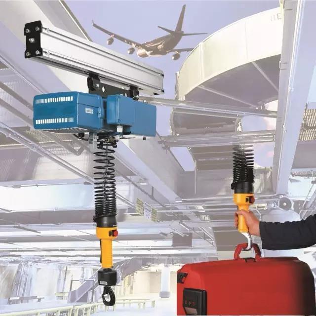 包头环链葫芦-德马格起重机械