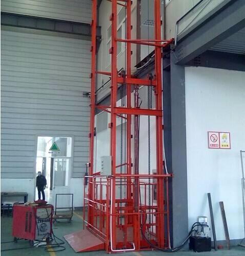宜宾专业生产升降货梯