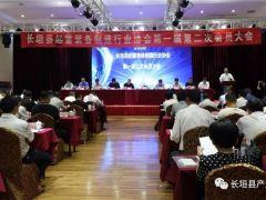 长垣县起重装备制造行业协会第一届二次会员大会成功召开