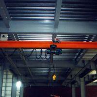 雄安新区-LX电动单梁悬挂起重机
