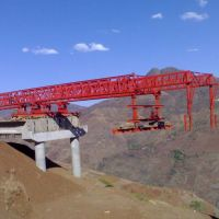 济南200T架桥机-河南省矿山分公司