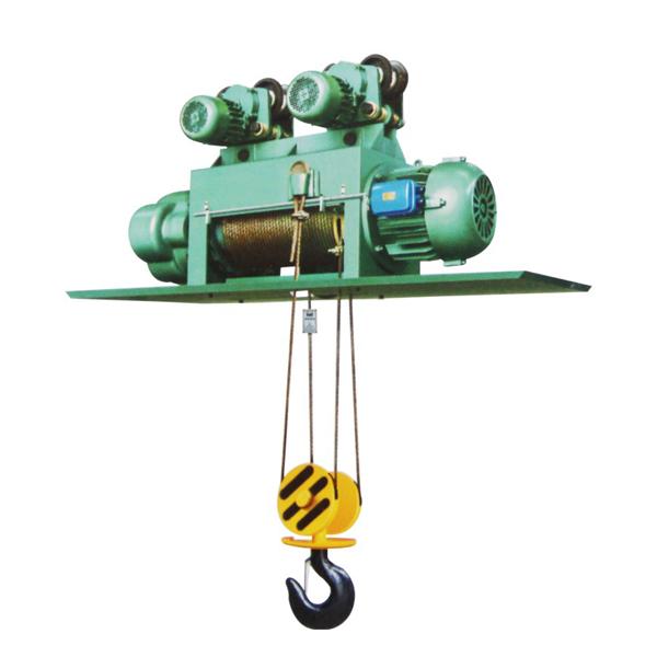雄安新区-HYJII型冶金电动葫芦信誉保障
