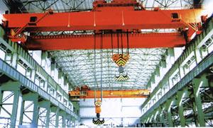 黄石QB型5-10T吨防爆桥式起重机