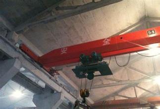 衡阳-5TLDY型电动单梁起重机