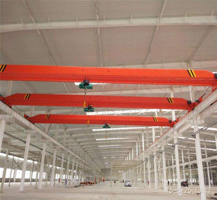武汉起重机-厂家直销单梁桥式起重机13871412800