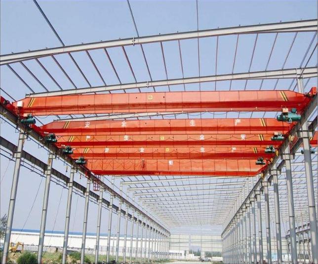 武汉起重机-厂家直销单梁桥式起重机定制13871412800