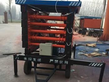 河南厂家直销固定式液压升降平台型号大全现货供应