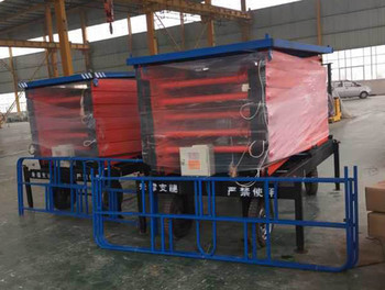 河南厂家支持订制升降平台升降机质优价廉技术参数