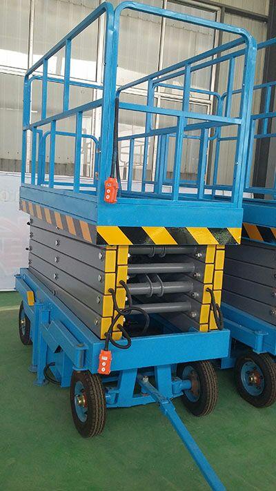 河南厂家直销液压升降货梯升降平台现货供应质优价廉