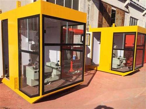 西安司机室研发设计生产