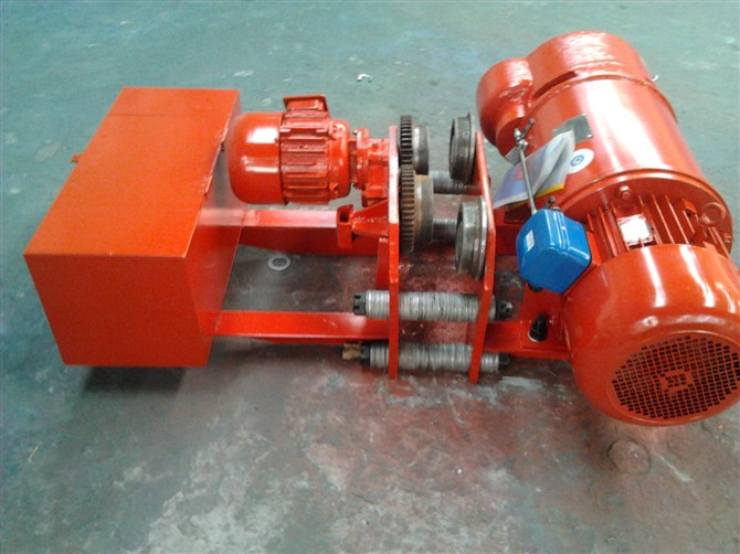西安CD低静空电动葫芦研发设计生产