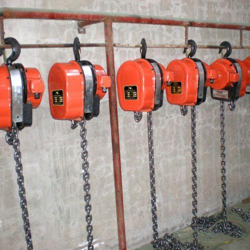 西安环链电动葫芦研发设计生产