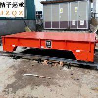 河南省桔子起重机械有限公司制造的电动平车品类齐全
