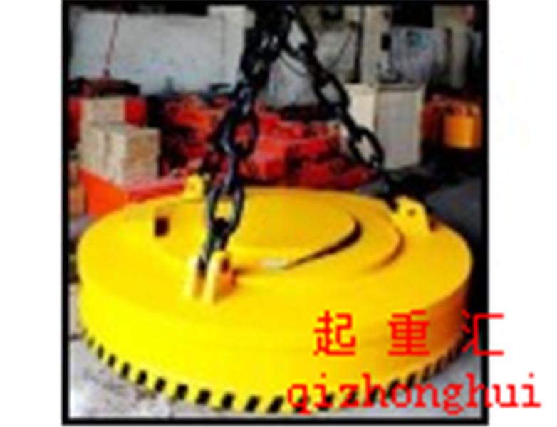 河南新乡生产电磁吸盘河南恒起起重