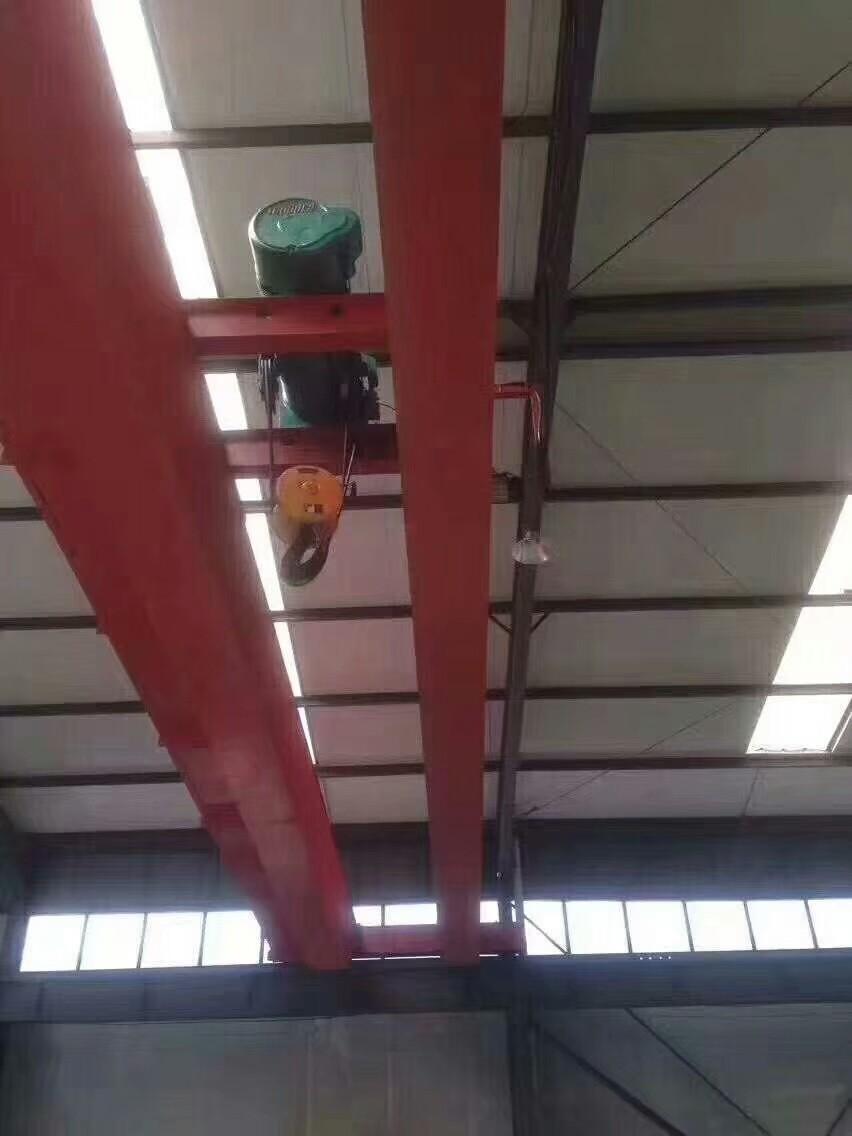 安徽蚌埠双梁桥式起重机维修销售