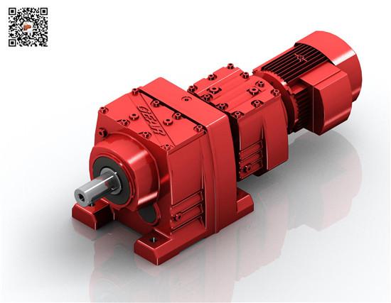 硬齿轮减速机R107r77|迈传减速机|R齿轮减速机厂家直销
