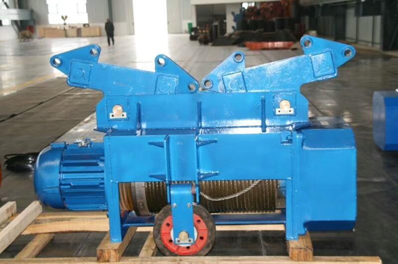 安徽蚌埠电动葫芦厂家整机配件
