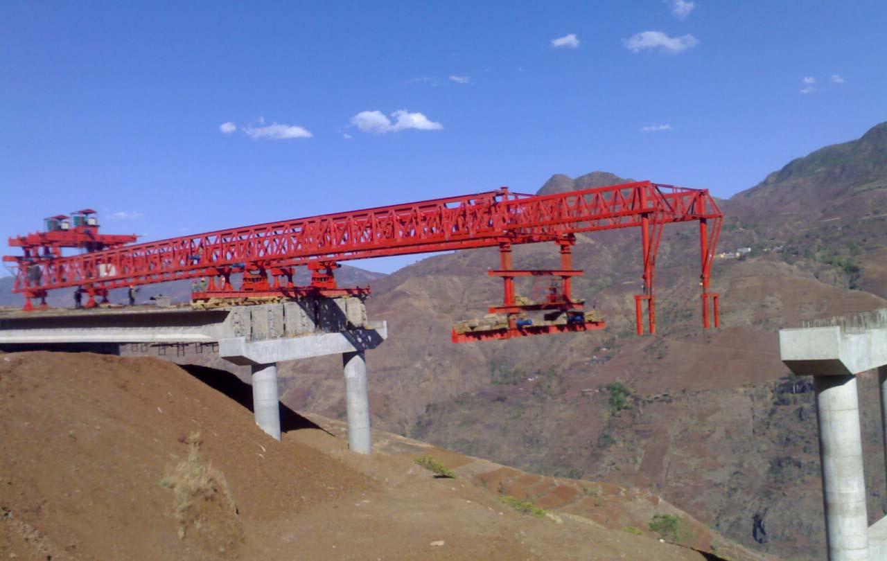 200T架桥机