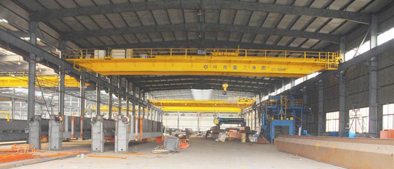 台州电动双梁吊钩桥式起重机生产厂家电话
