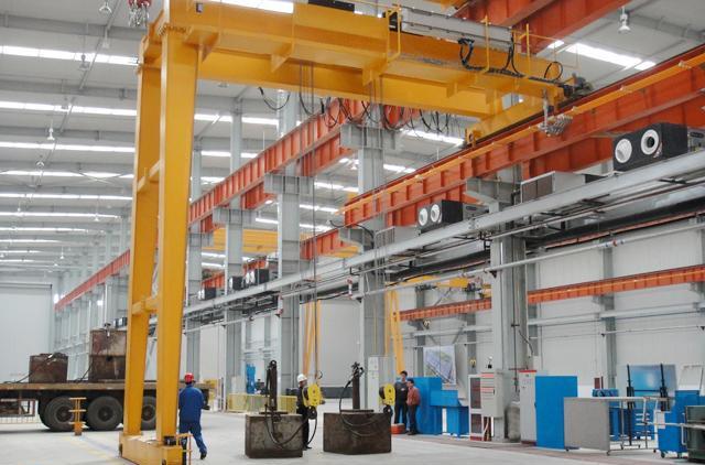 台州半门式起重机生产厂家电话