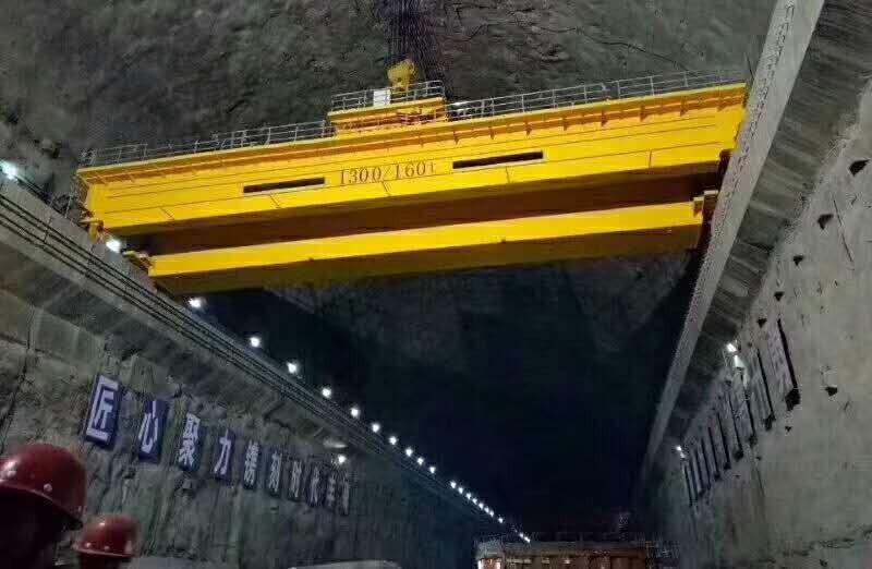 中山销售1300/160吨桥式双梁起重机