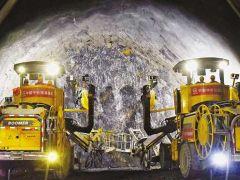 郑万高铁重庆段小三峡隧道已开挖6000多米 计划2022年底建成