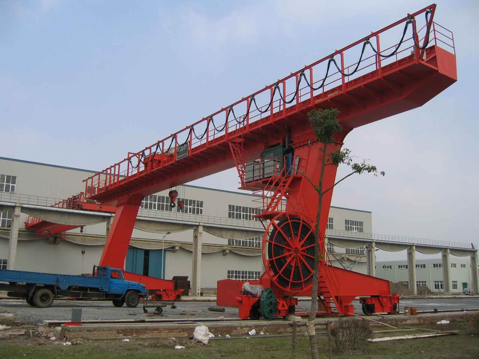 重庆江津区销售C型门式龙门吊
