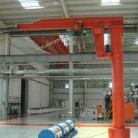 河南省桔子起重机械有限公司生产的悬臂吊质量最好