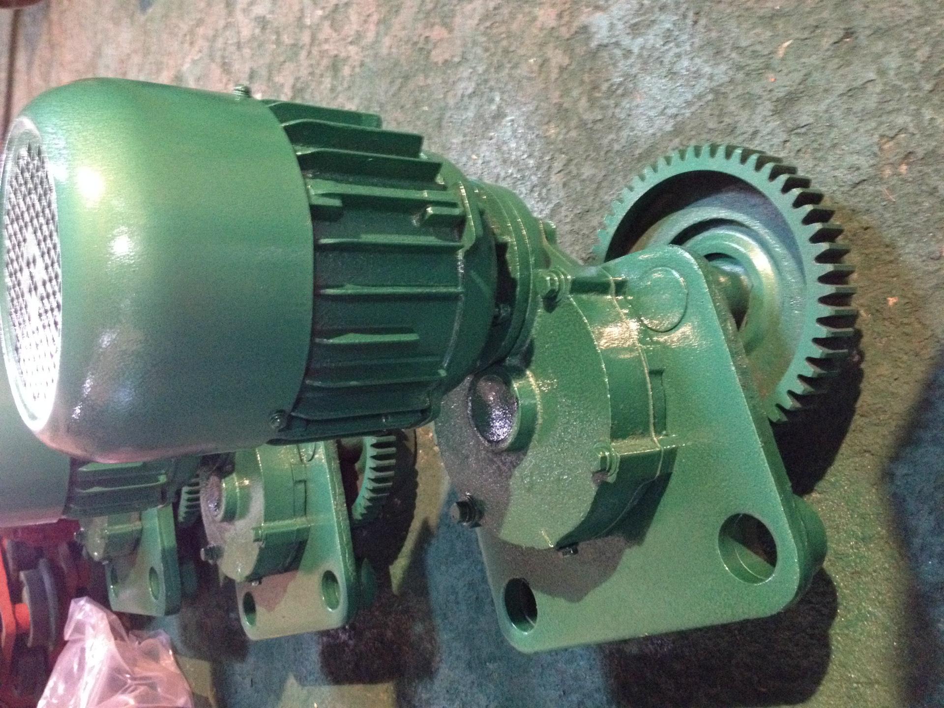 佛山电动葫芦运行电机