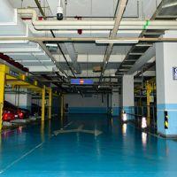机械式立体停车库的使用效率
