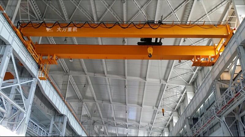 扬州欧式双梁桥式起重机安装调试