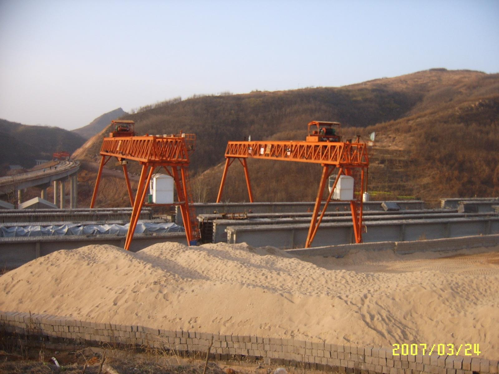 哈尔滨起重机哈尔滨龙门吊哈尔滨桥式起重机宾县提梁机